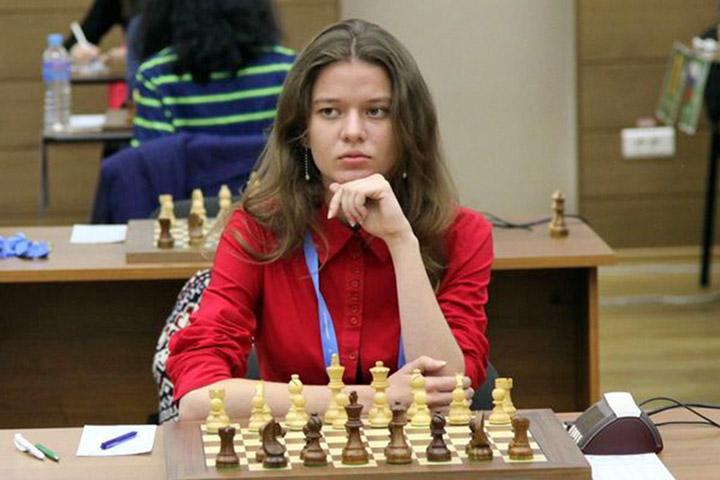 Студентка Університету Наталія Букса – чемпіонка першості світу з шахів серед юніорів